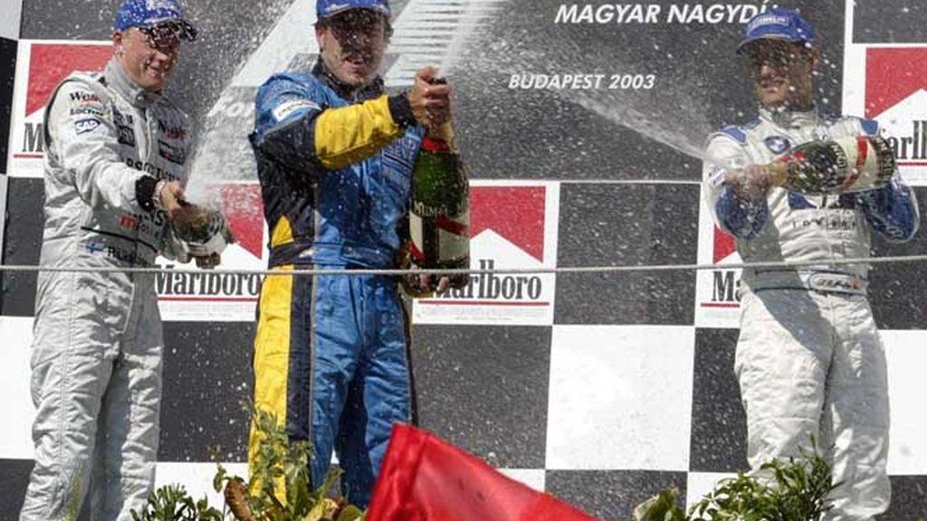 2003: GP HUNGRÍA