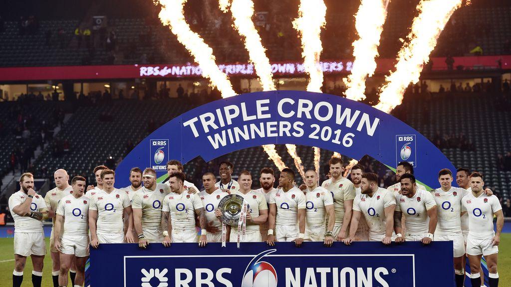 Inglaterra, campeón del Seis Naciones 2015