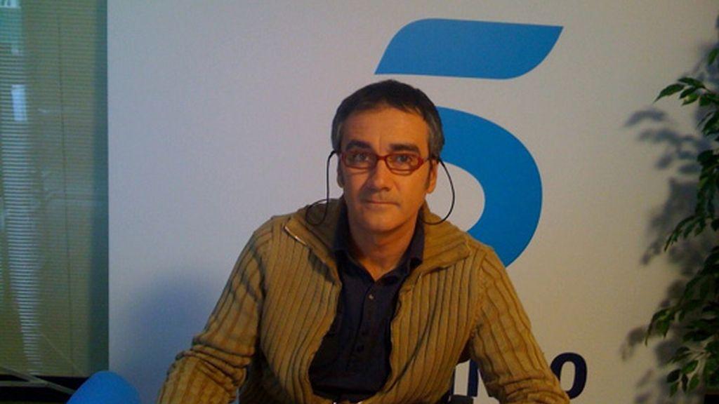 Javier Fesser en Informativos Telecinco
