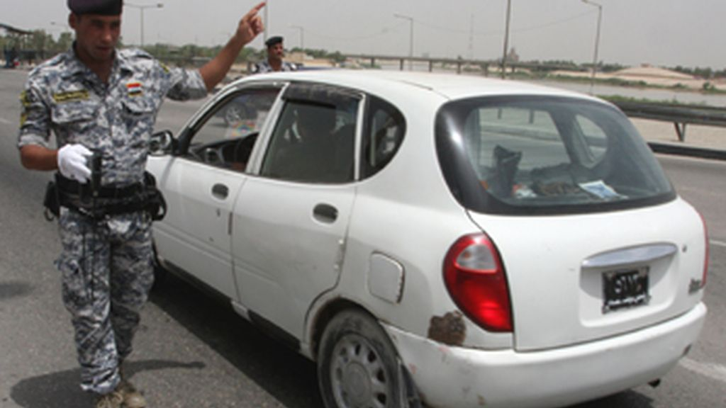 Oelada de atentados Irak