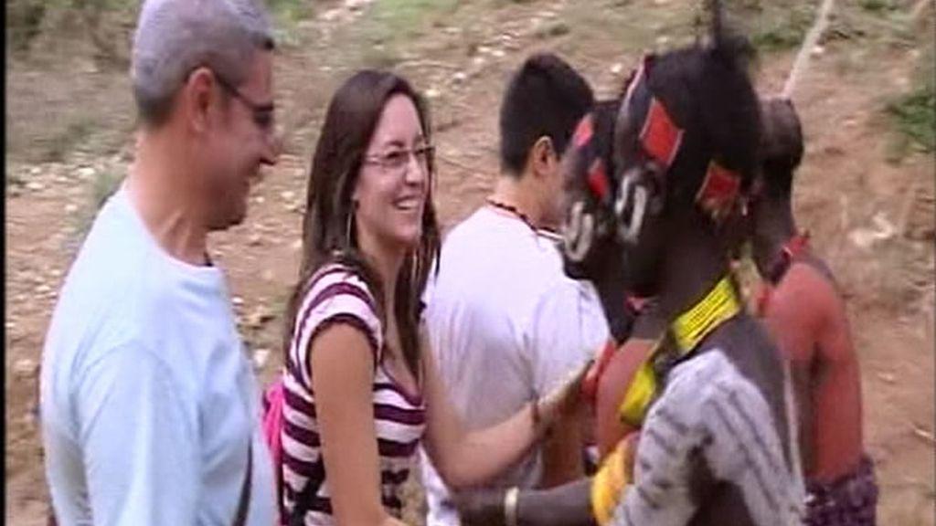 Los Rovira Mezcua llegan a Etiopía