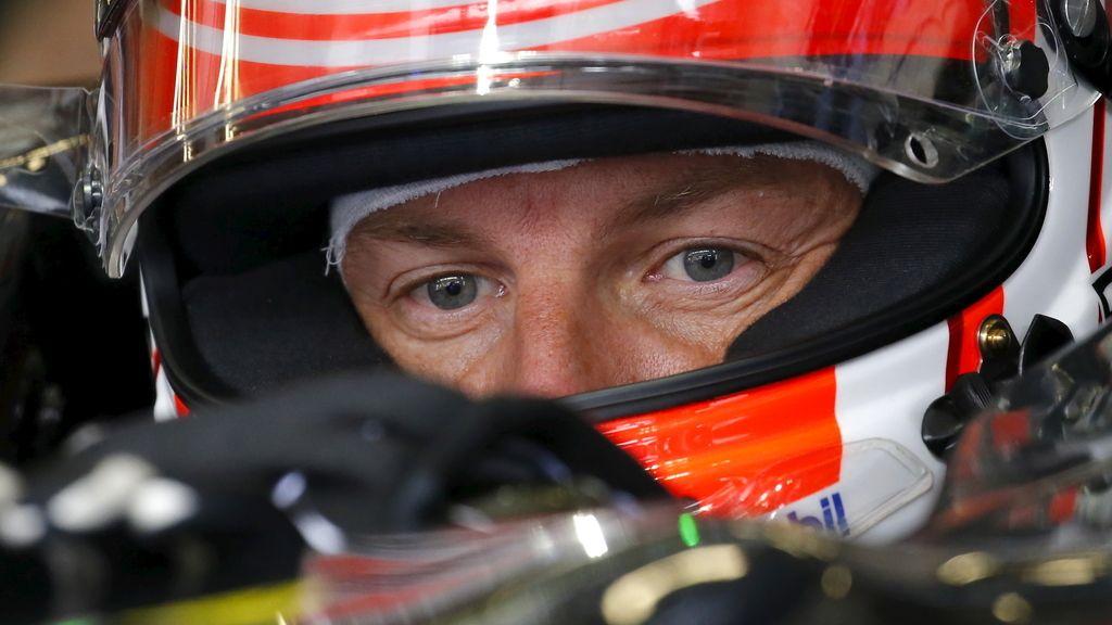 Button, sancionado con 25 posiciones