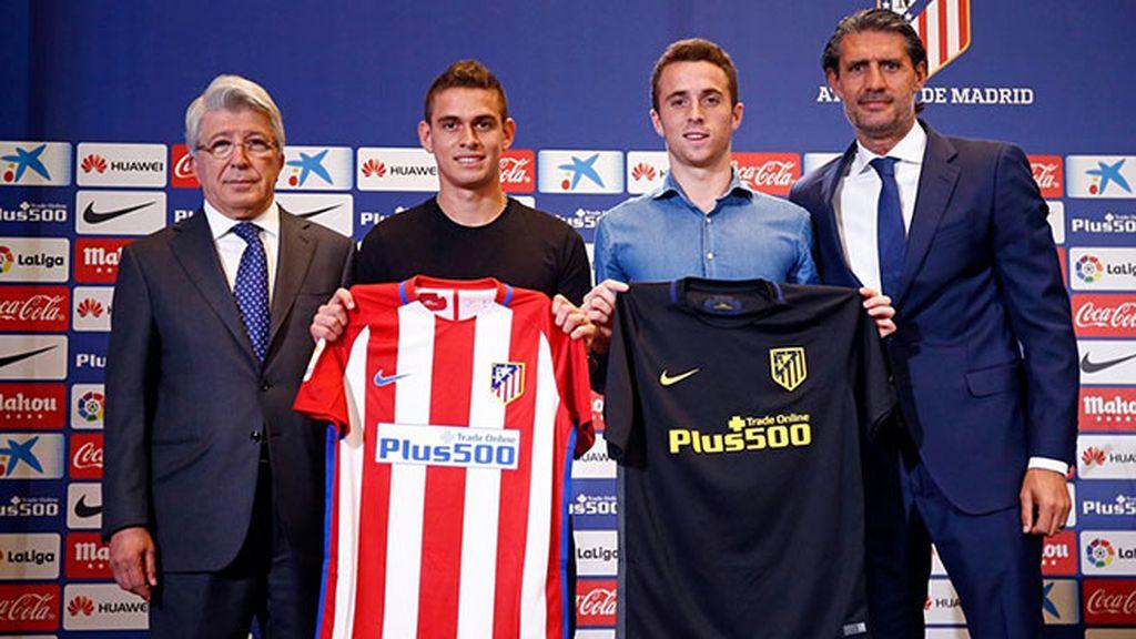 Equipación del Atlético de Madrid en la temporada 2016/2017