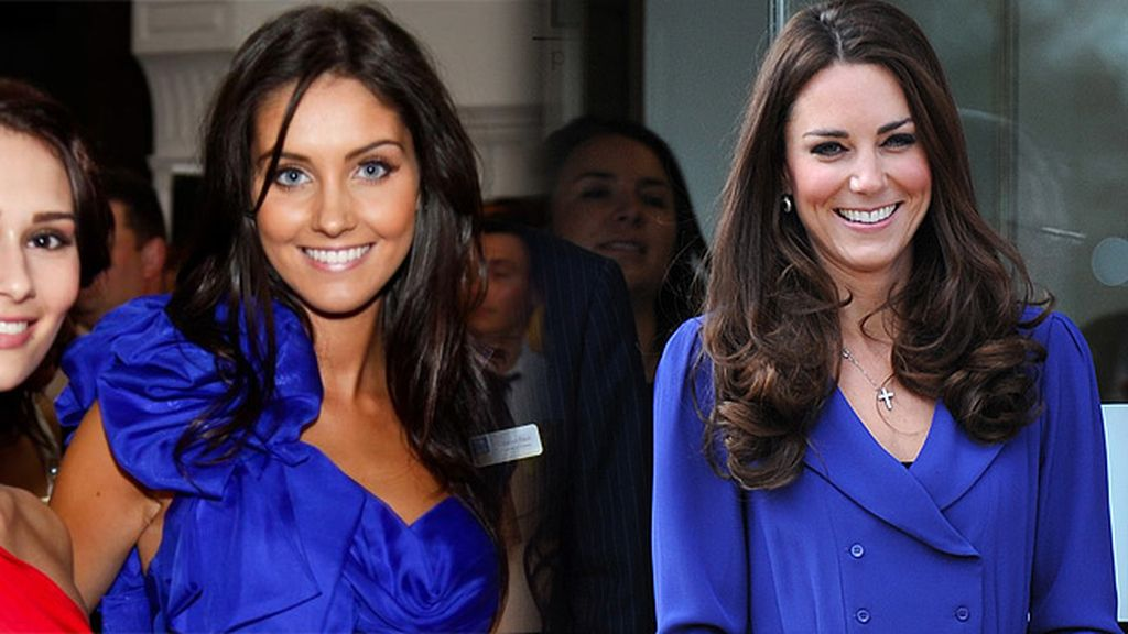 ¿Copiar a Kate Middleton para triunfar?