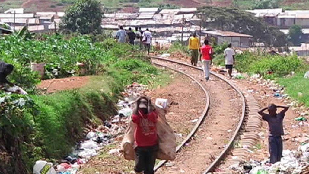La recogida de basura es una forma habitual de ganarse la vida