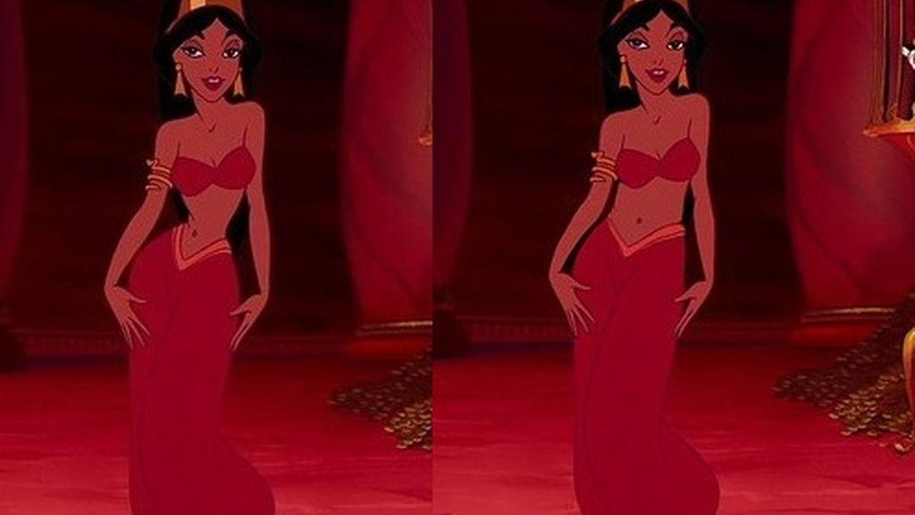 Jasmine (Aladdín)