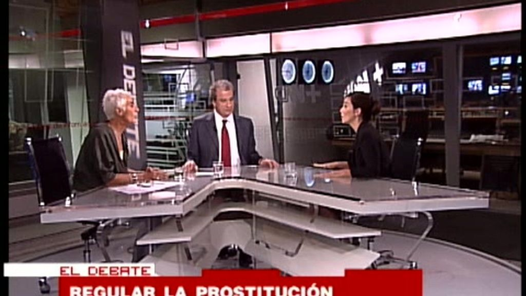 El Debate: 'Regular la prostitución'