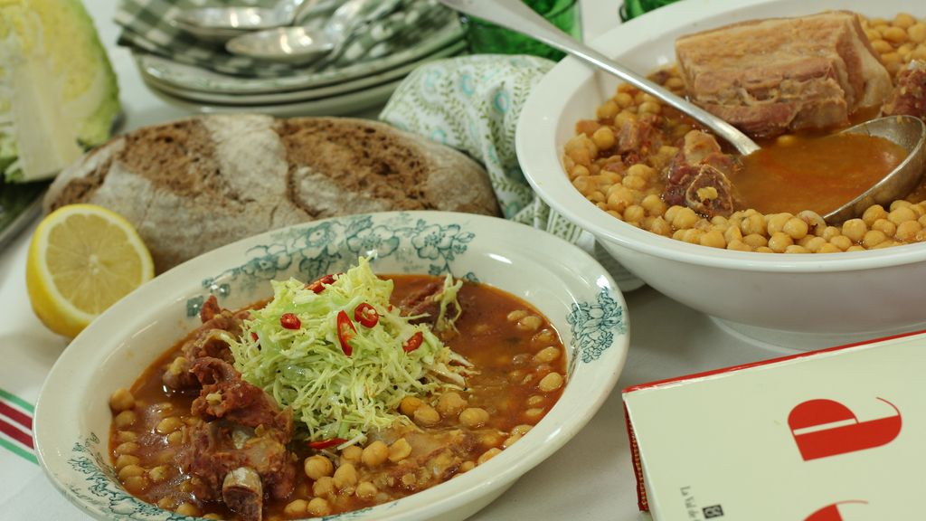 Garbanzos 'Hongkong Phoeey' de 'Robin Food'