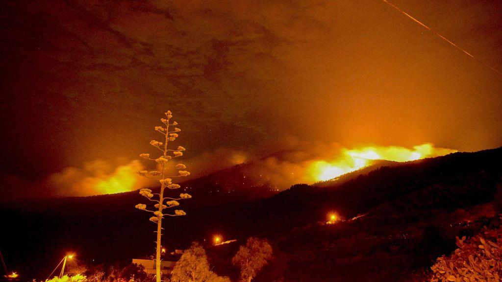 Incendio La Palma