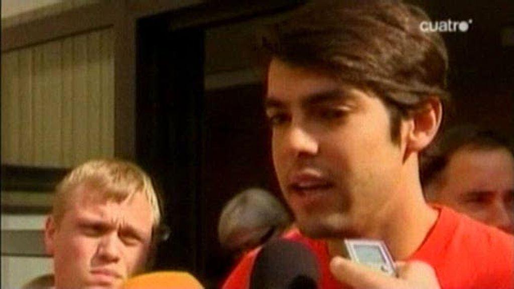"""Kaká: """"Yo no sabía que era tan grave"""""""