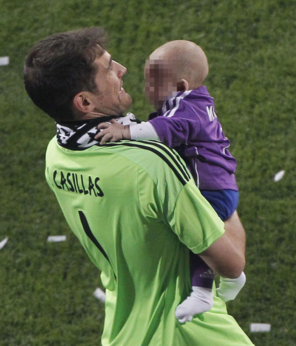 Martín Casillas Carbonero también celebra la conquista de 'la Décima'