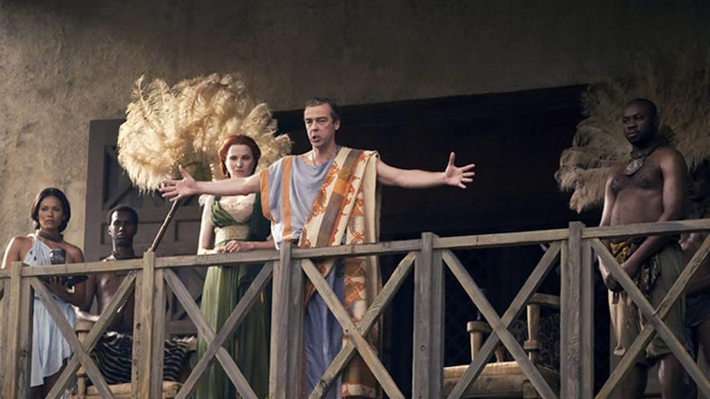 Capítulo 2: Sacramentum gladiatorum
