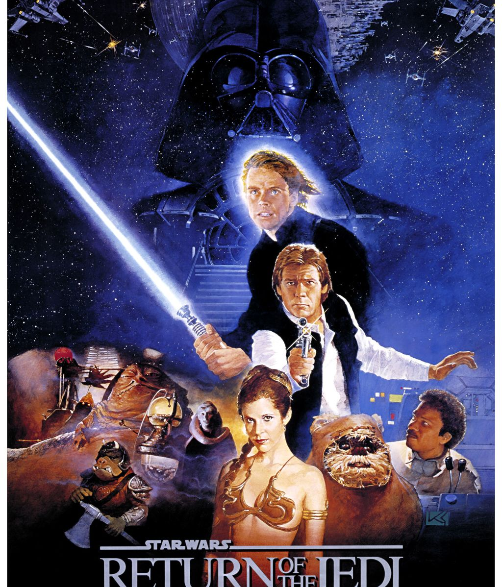 'El retorno del Jedi'