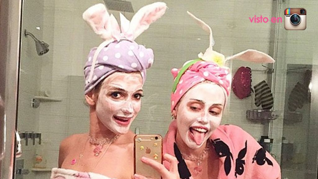 A Miley Cyrus le encanta el 'Easter Day'