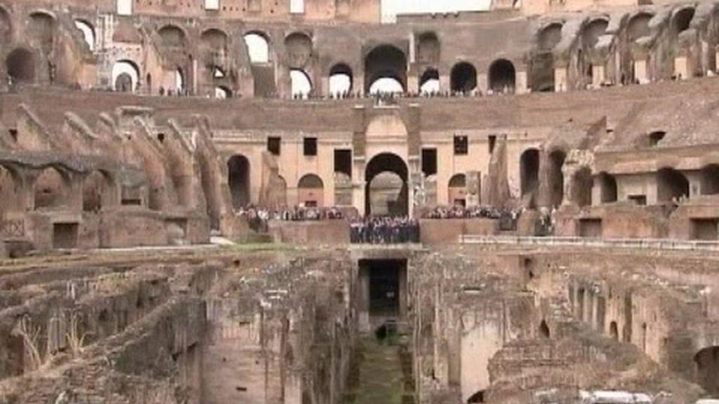 El Coliseo todavía más espectacular