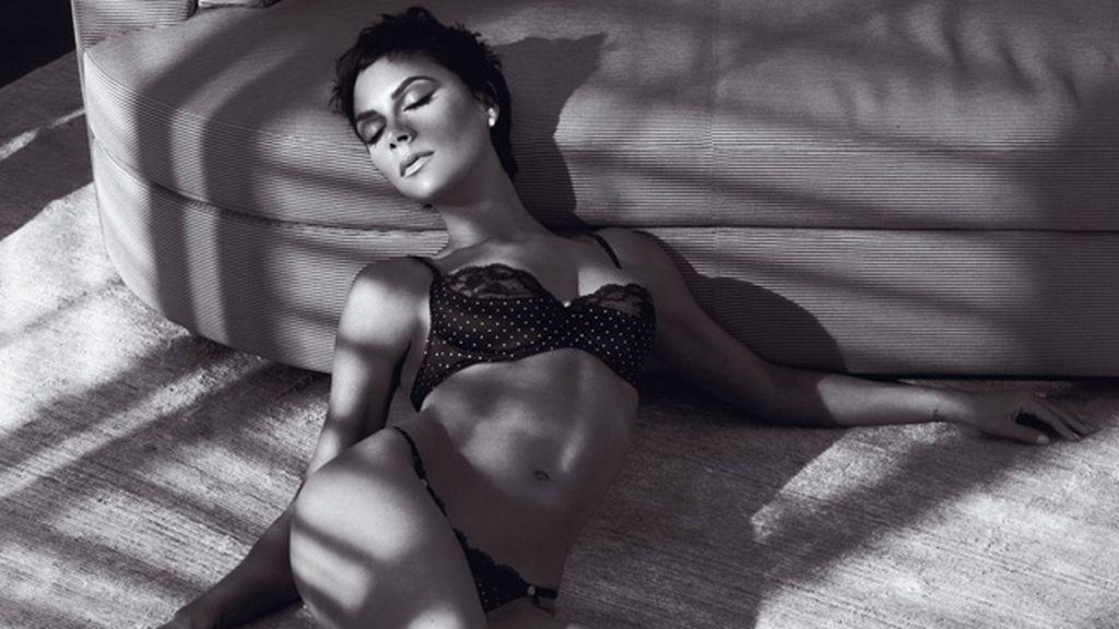 Victoria Beckham, musa de Armani