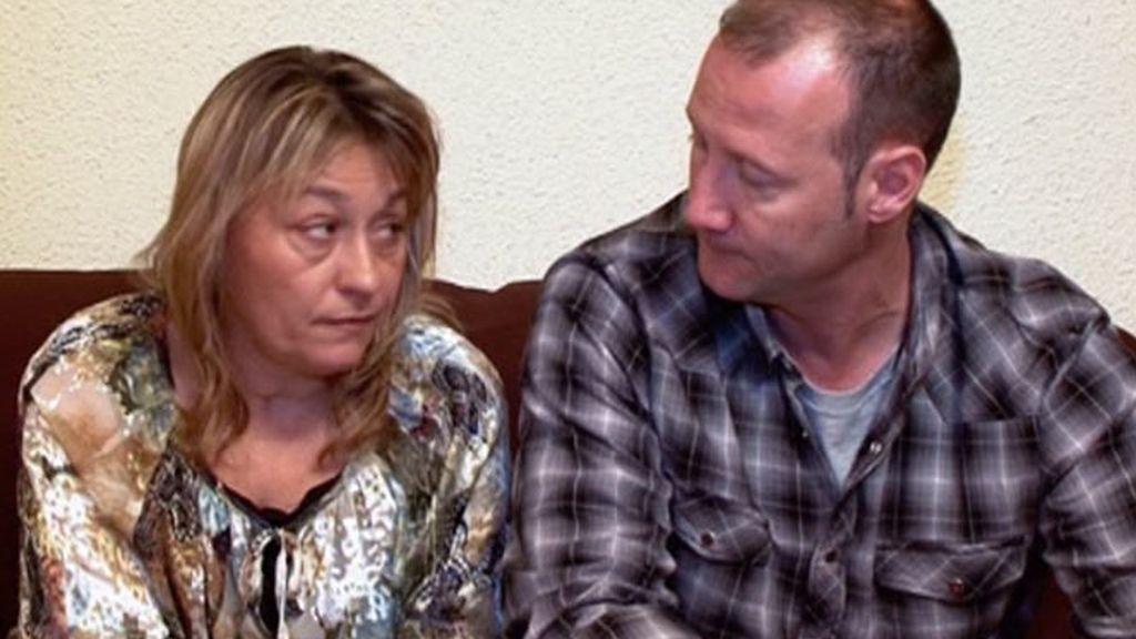 Mariló, la madre de Javier, debe seguir las pautas de Pedro García Aguado