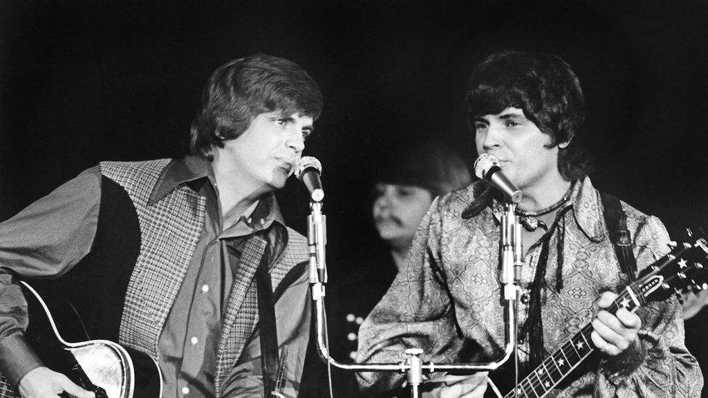 Muere Phil Everly, de los Everly Brothers