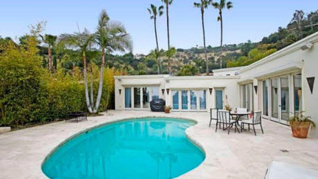 La casa que Penélope Cruz intenta vender en Los Ángeles