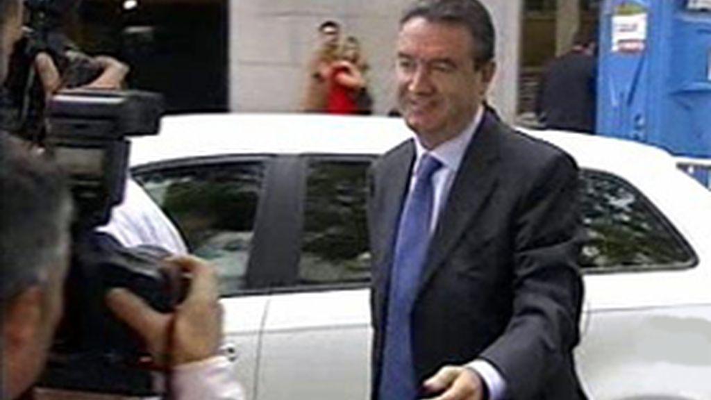 El diputado del Partido Popular, Jesús Merino.