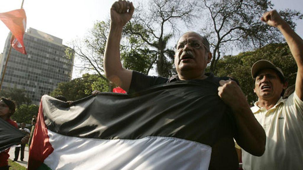 Protestas contra la ofensiva israelí en España y el mundo