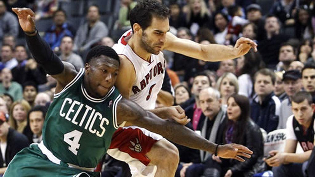 Calderón luchará por intentar derrotar a los Celtics