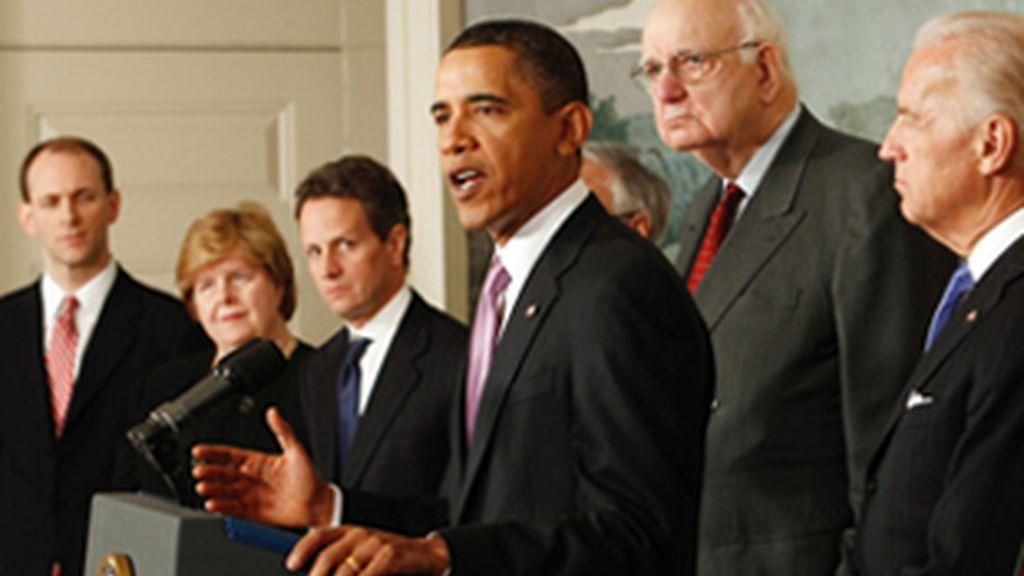 El Gobierno aprueba las medidas de Obama de poner límites a la banca