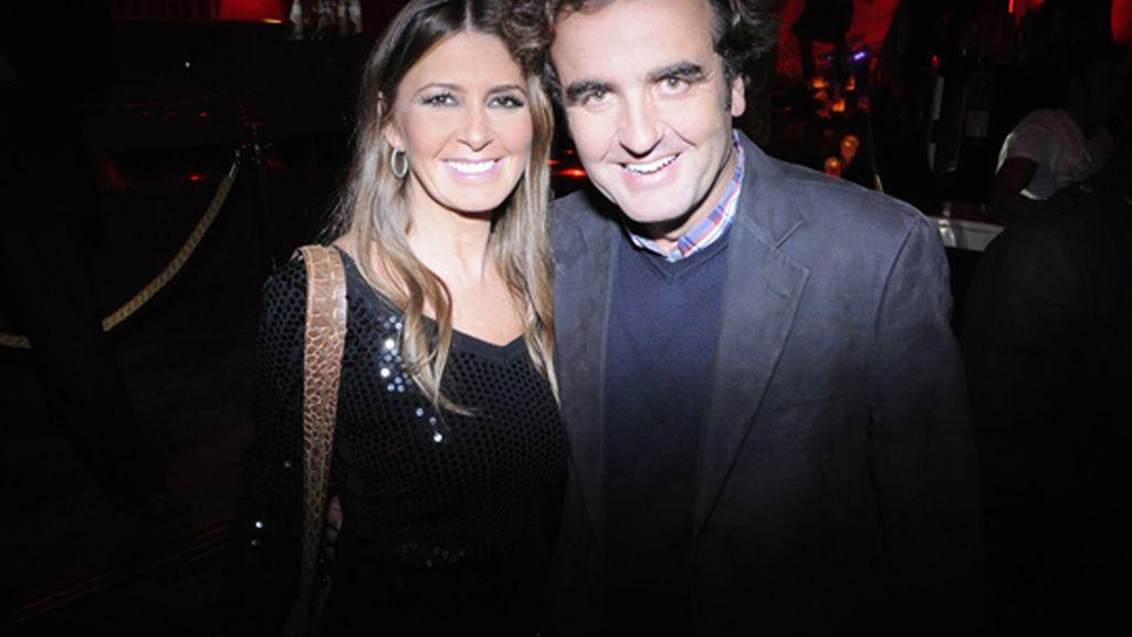 Marisa Martín Blázquez y su marido Antonio Montero