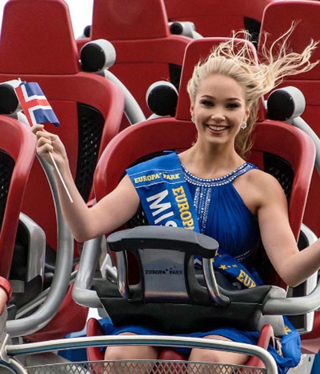 Arna Yr Jonsdottir consigue que Islandia gane algo en la Eurocopa