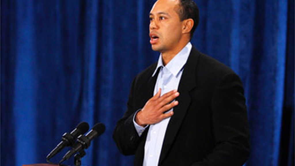 Tiger pide disculpas y desmiente los rumores sobre su retorno