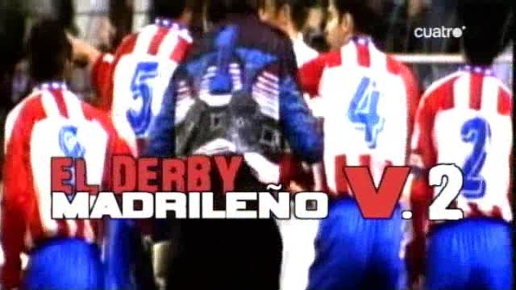 El derby madrileño V.2