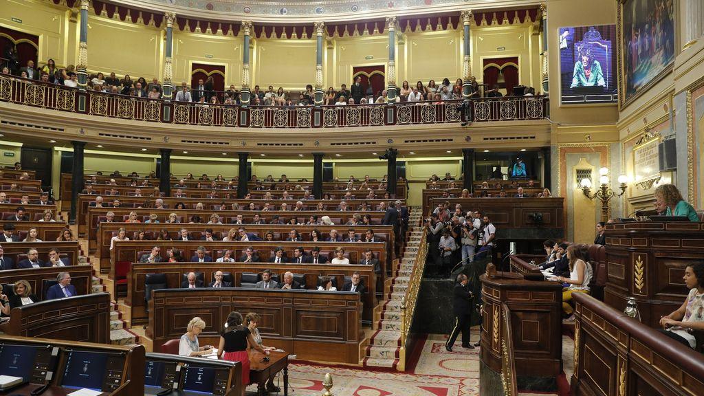 Sesión de constitución del Congreso de los Diputados