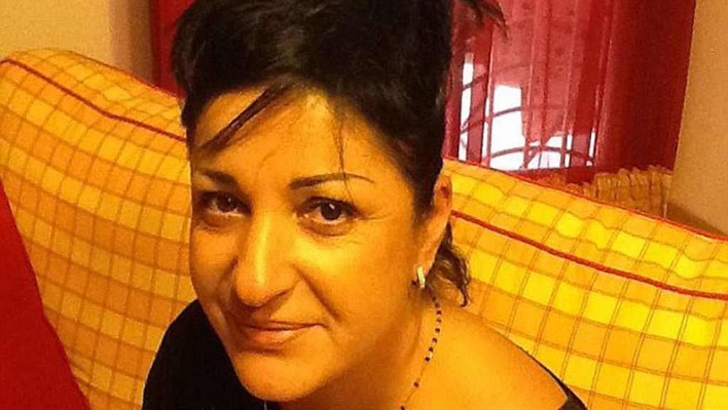 Nadia Magnanti, de 44 años, murió en Amatrice con su hijo de 11