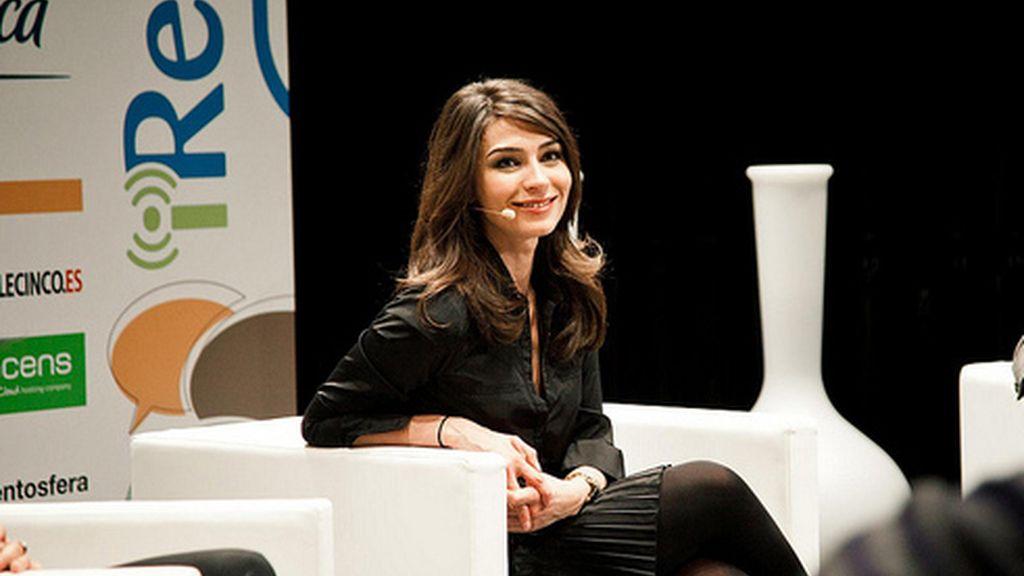 Marta Fernández en iRedes. FOTO: Victoriano Izquierdo