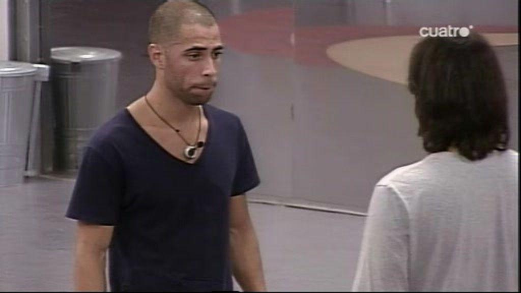 Airam susituirá a Cristian en Bilbao