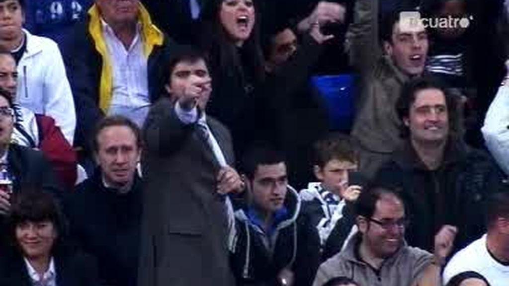 Cuando el Bernabéu ruge...