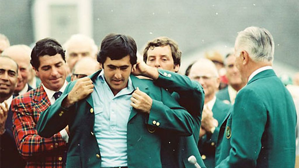 1980: Primer Masters de Augusta