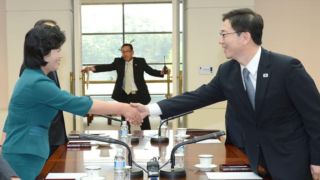 Las dos Coreas celebran su primera reunión de alto nivel desde 2011