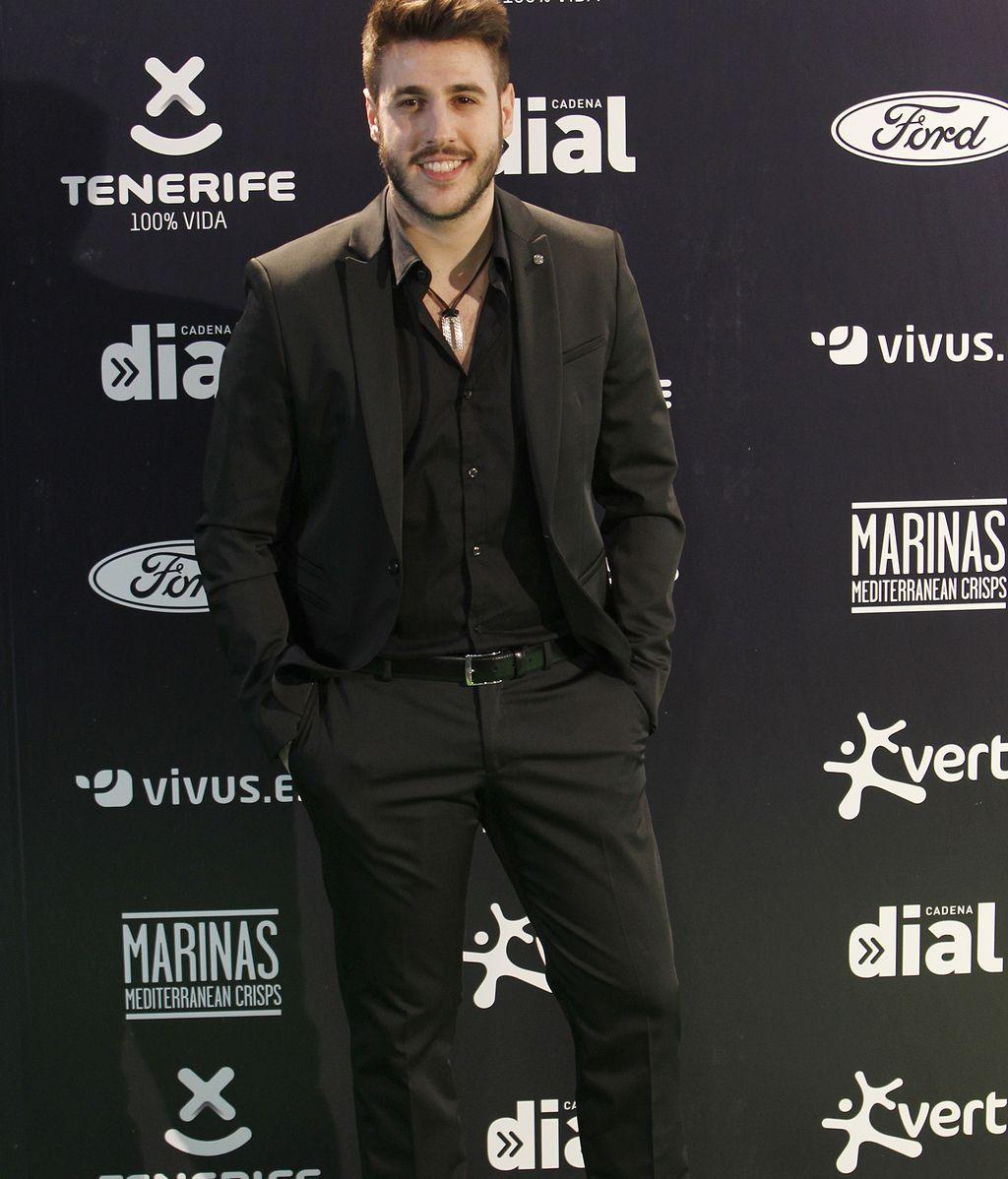 Antonio José, ganador de 'La Voz 3', eligió un 'total black'