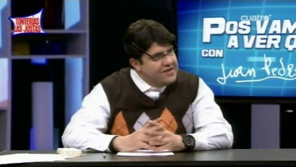 Juan Pedro entrevista a Rajoy