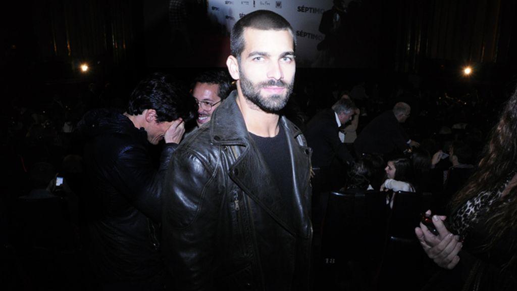 Rubén Cortada, uno de los actores de moda