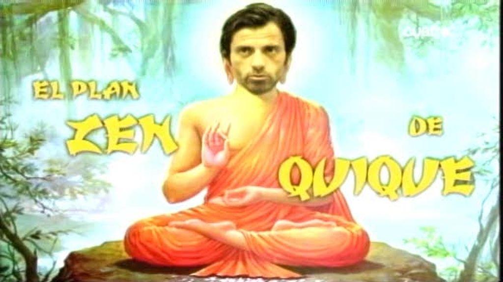 """El """"Plan Zen"""" de Quique"""