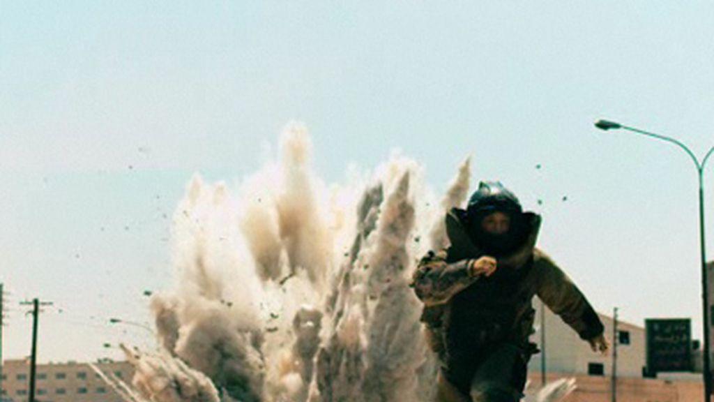 Bigelow triunfa con su film 'En tierra hostil'