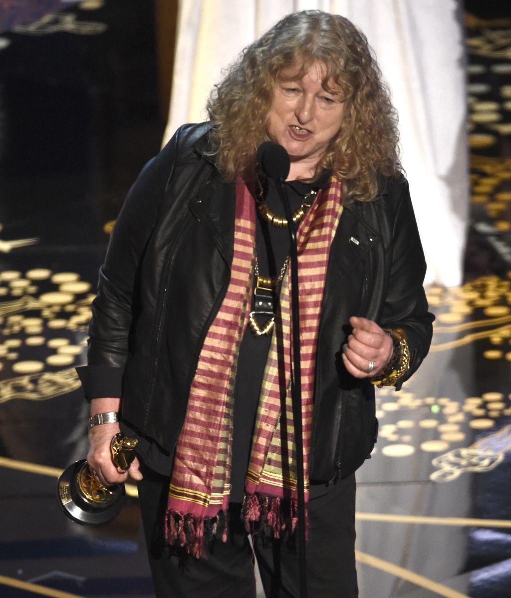 Jenny Beavan, Óscar al mejor vestuario por 'Mad Max'