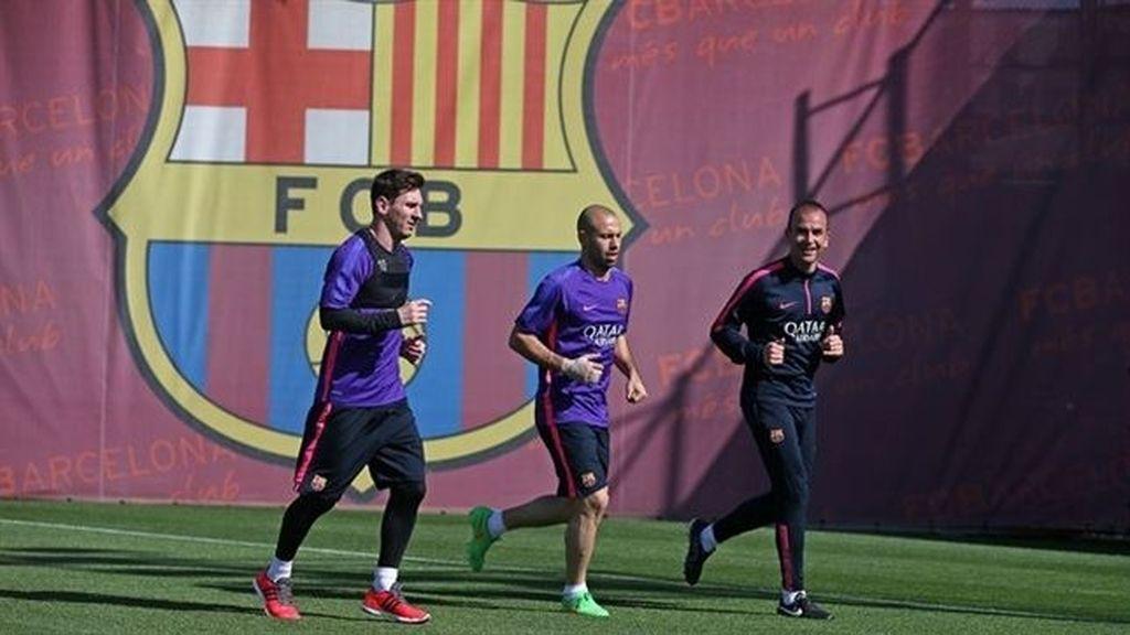 Leo Messi apunta Balaídos