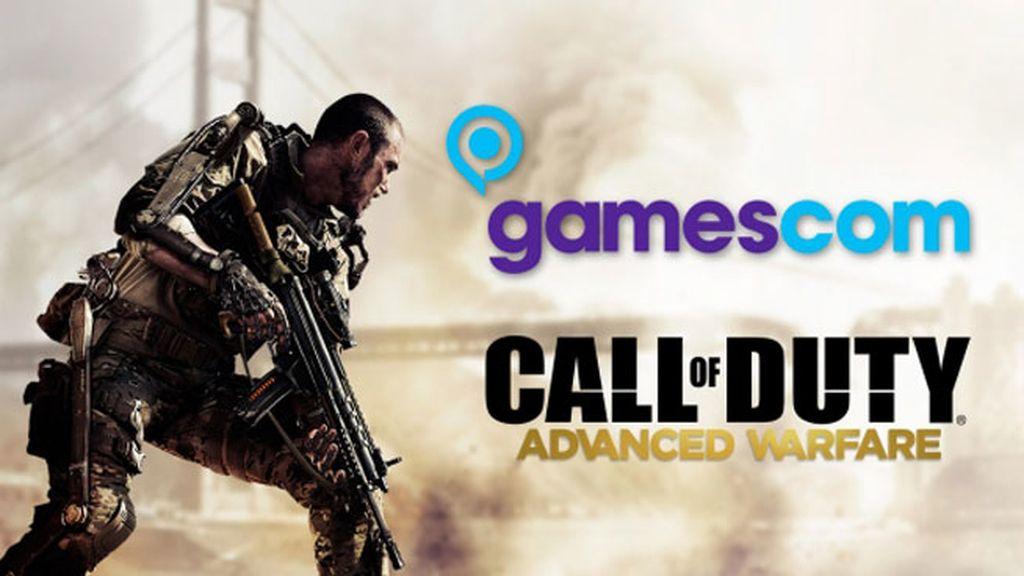 Call of Duty Advanced Warfare, Gamescom