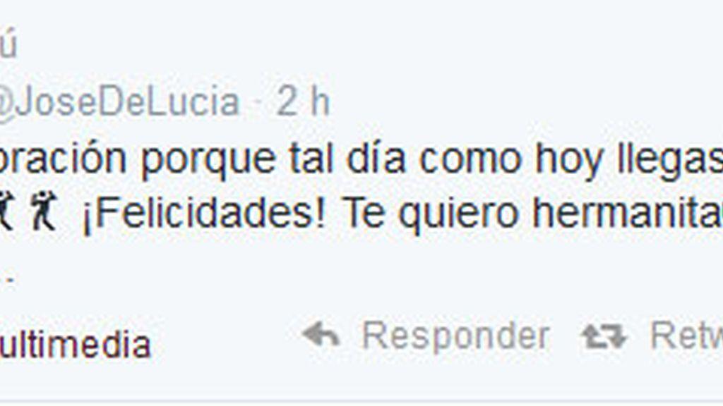 Tuit José de Lucía