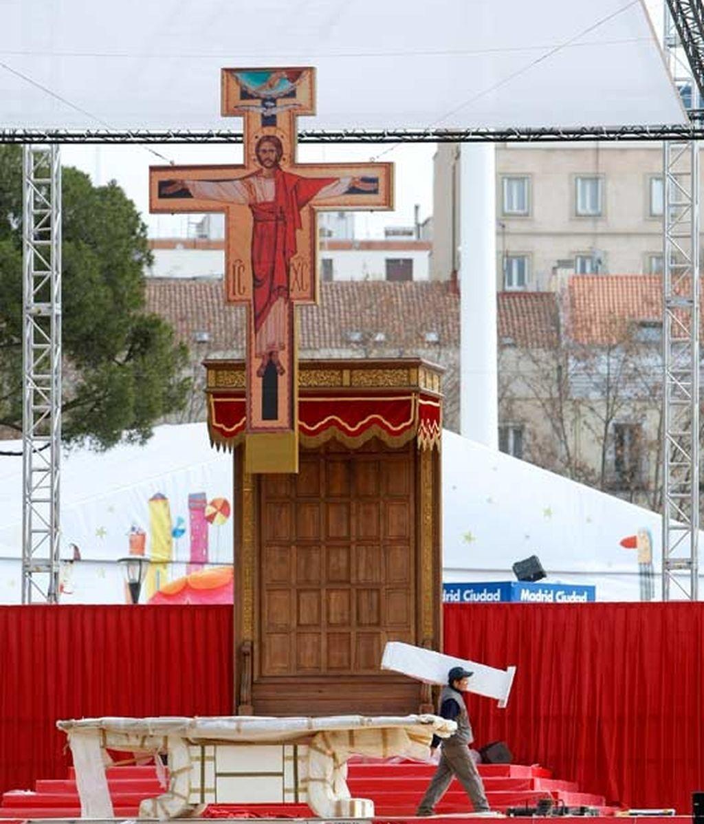 'misa por las familias' en madrid