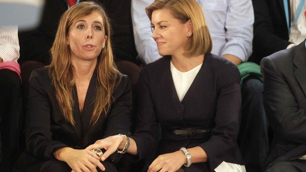 Alicia Sánchez Camacho y María Dolores de Cospedal