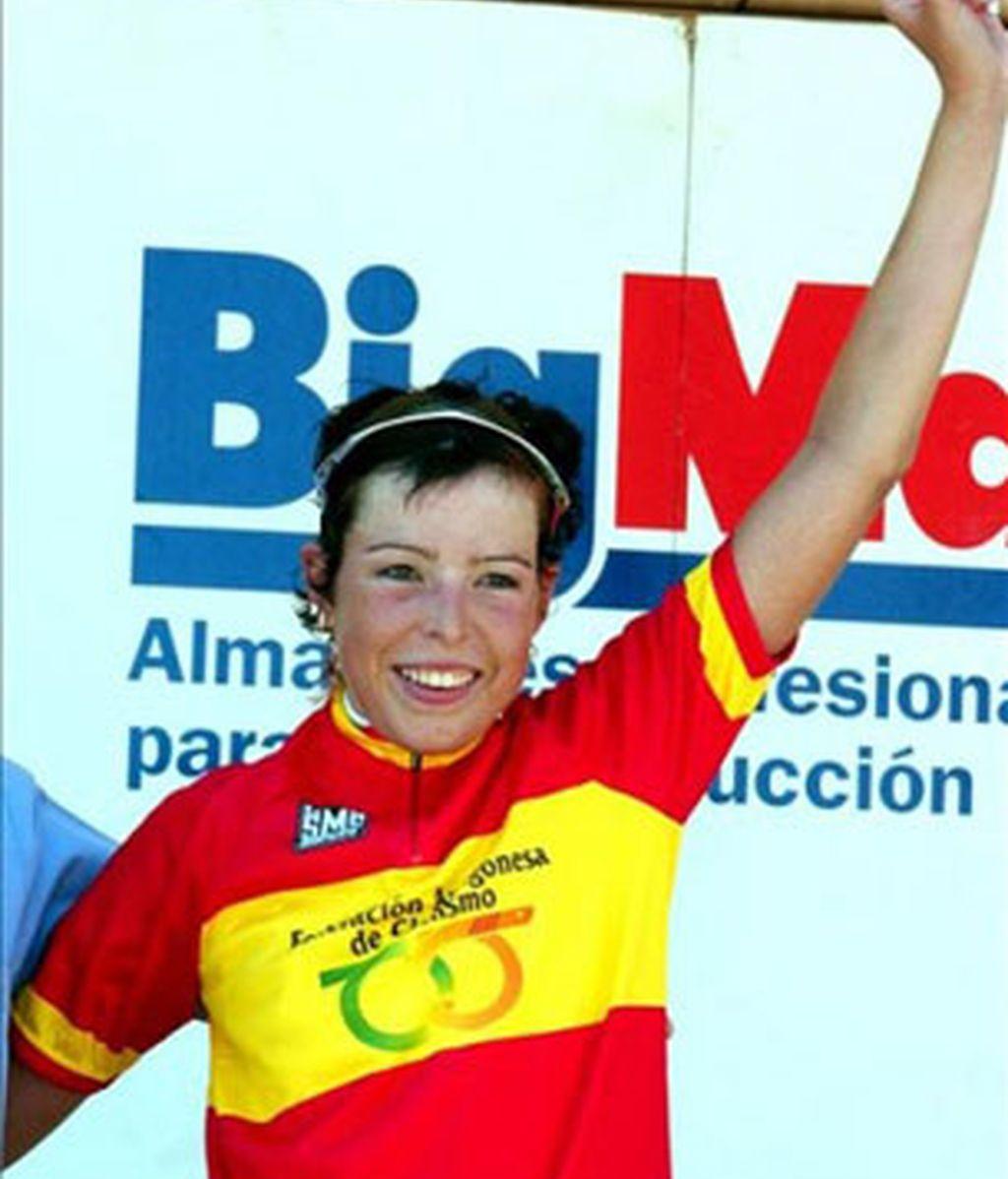 La ciclista española Maribel Moreno da positivo por EPO